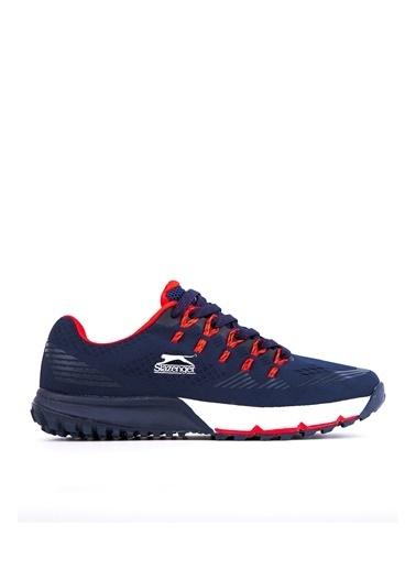 Slazenger Slazenger WILL Koşu & Yürüyüş Erkek Ayakkabı  Lacivert